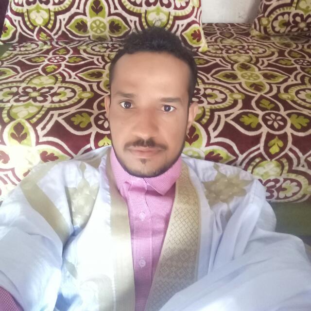 الأستاذ محمدبراهيم ولد القلاوي