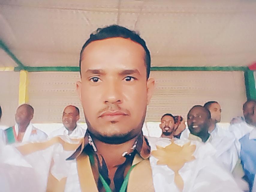 الأستاذ محمدابراهيم ولد القلاوي